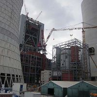 POWER PLANT - SOSTANJ UNIT 6 - ON SITE