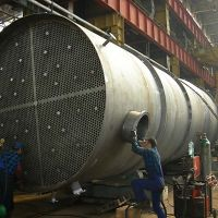 SUGAR INDUSTRY - EVAPORATOR - WELDING INSPECTION