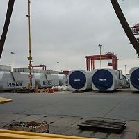 WIND ENERGY - VESTAS - PACKING and PRESERVATION INSPECTION